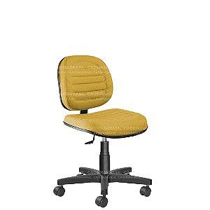 Cadeira Executiva Giratória com Base Aço Capa Lacerta CB 705