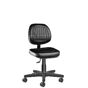 Cadeira Executiva Giratória com Base Aço Capa Milão CB 305