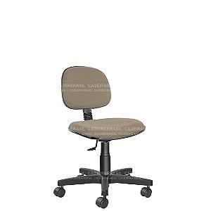 Cadeira Secretária Giratória com Base Aço Capa Ravan CB 219