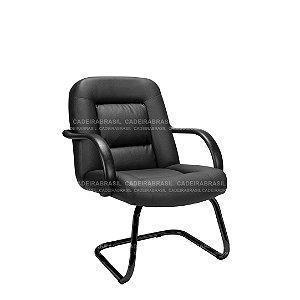 Cadeira Fixa Diretor com Braços Siena CB 1443