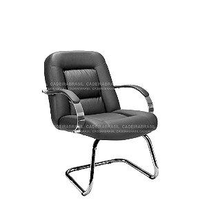 Cadeira Fixa Diretor com Braços Siena Plus CB 1403