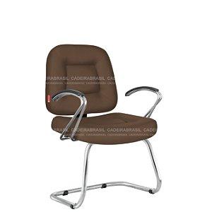 Cadeira Fixa Executiva Siena Plus CB 1491