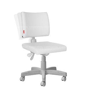 Cadeira Escritório Ergonômica Executiva Base Aço Capa Ideale Premium CB 3020