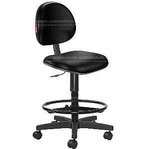 Cadeira Caixa Alta Portaria Recepção Várias Cores Cb22