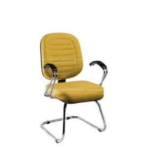 Cadeira Fixa Diretor Lacerta CB 711 Cadeira Brasil