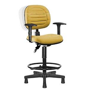 Cadeira Caixa Ergonômica Lacerta CB 718 Cadeira Brasil