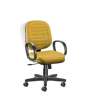 Cadeira Diretor Giratória Lacerta CB 726 Cadeira Brasil