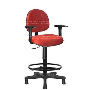 Cadeira Caixa Executiva Senna CB 406B Cadeira Brasil