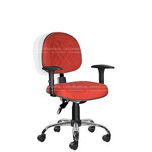 Cadeira Ergonômica Executiva Senna CB 404D Cadeira Brasil