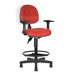Cadeira Caixa Ergonômica Senna CB 407 Cadeira Brasil