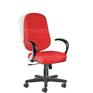 Cadeira Presidente Giratória Senna CB 421 Cadeira Brasil