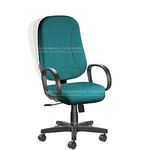Cadeira Presidente Giratória Firenze CB 520 Cadeira Brasil