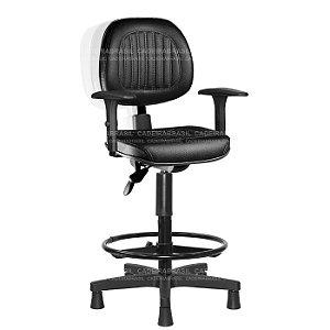 Cadeira Caixa Ergonômica Milão CB 307 Cadeira Brasil