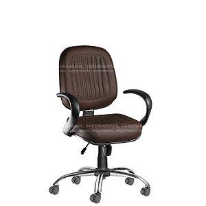 Cadeira Diretor Giratória Milão Plus CB 352 Cadeira Brasil