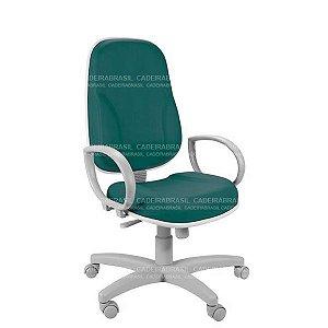 Cadeira Presidente Gomada Concert Premium CB 651 Cadeira Brasil