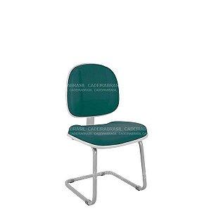 Cadeira Fixa Executiva Gomada Concert Premium CB 658 Cadeira Brasil