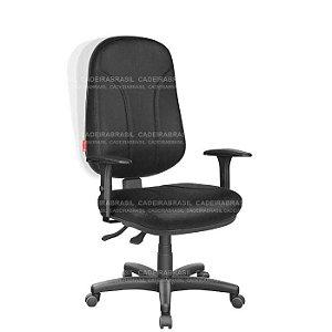 Cadeira Presidente Giratória Operativa CB 180 Cadeira Brasil