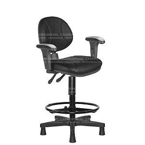 Cadeira Caixa Ergonômica Operativa CB 188 Cadeira Brasil