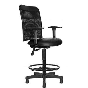 Cadeira Caixa Ergonômica Executiva New Tela CB 2022 Cadeira Brasil