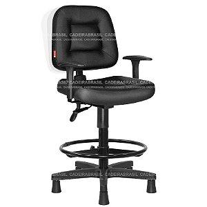 Cadeira Caixa Ergonômica Siena CB 1474 Cadeira Brasil