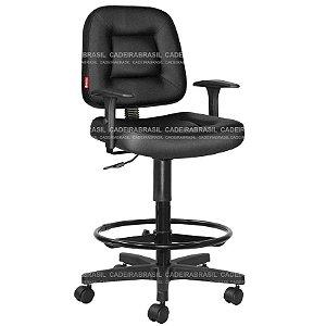 Cadeira Caixa Siena CB 1476 Braços Reguláveis Cadeira Brasil