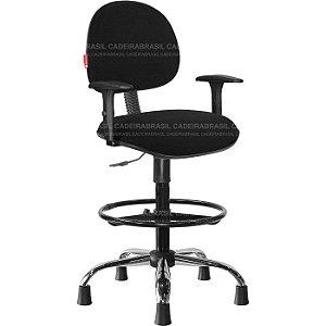 Cadeira Caixa Executiva Ravan CB23 Cadeira Brasil