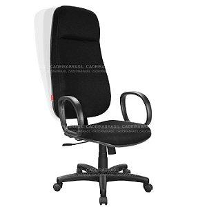 Cadeira Presidente Extra Giratória Ravan CB 200 Cadeira Brasil