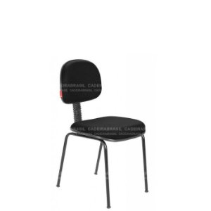 Cadeira Fixa Secretária Ravan CB 210 Cadeira Brasil