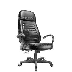 Cadeira Presidente Extra Giratória Ravan Plus CB 250 Cadeira Brasil