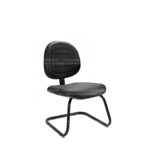 Cadeira Fixa Executiva Ravan Plus CB 258 Cadeira Brasil