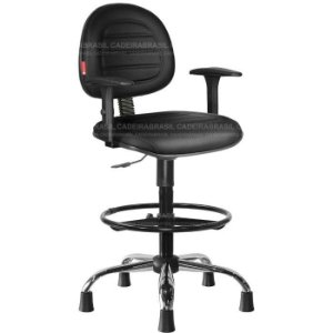Cadeira Caixa Executiva Ravan Plus CB77 Cadeira Brasil