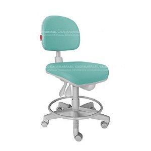 Cadeira Mocho Estética, Fisioterapia, Odontologia Prime Ergonômico Cadeira Brasil CB 1505