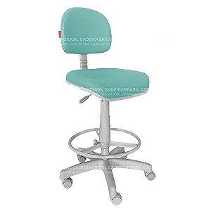 Cadeira Mocho Alto Estética, Fisioterapia, Odontologia Prime Cadeira Brasil CB 1506