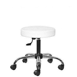 Cadeira Mocho Estética, Fisioterapia, Odontologia Plus Fit Cadeira Brasil CB 1608