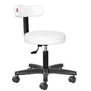 Cadeira Mocho Estética, Fisioterapia, Odontologia Slim Cadeira Brasil CB 1534