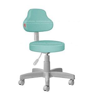 Cadeira Mocho Estética, Fisioterapia, Odontologia Plus Premium Cadeira Brasil CB 1545
