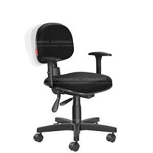 Cadeira Ergonômica Secretária Ravan CB 1858 Cadeira Brasil