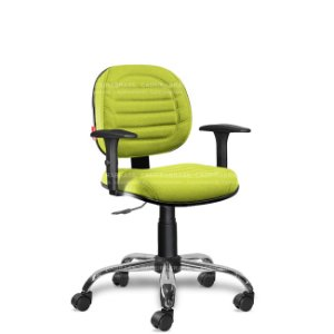 Cadeira Executiva Giratória Lacerta LCE55 Cadeira Brasil