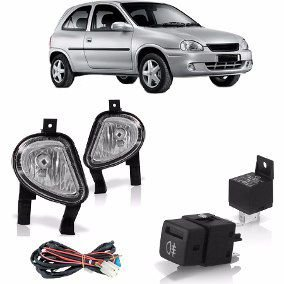 Kit Farol Auxiliar - CORSA-PICK-UP