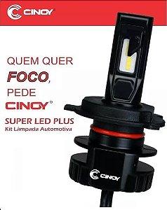 PAR LÂMPADA SUPER LED PLUS AMARELO - CINOY