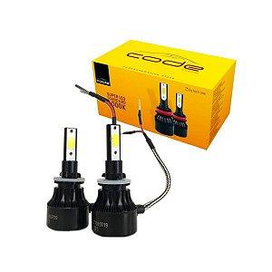 KIT LED STANDARD H27 6K COB CODE