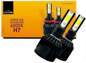 KIT LED STANDARD H7 8K COB CODE