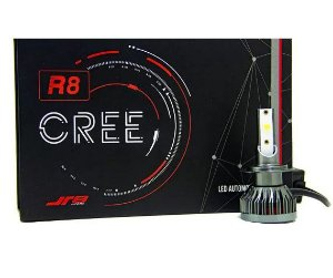 KIT LED CREE H8 H11 6K XHP JR8