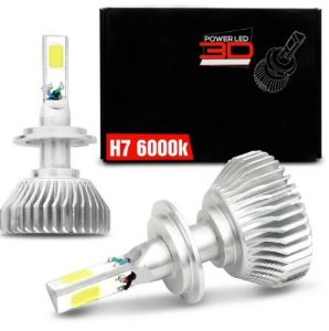 KIT POWER LED 3D H7 6K SHOCKLIGHT