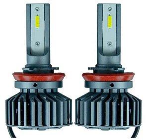 KIT ULTRA LED CCLOT H8 H11 10000LM 6K LUMILEDS JR8