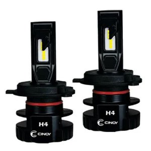 KIT LED PLUS H4 4K CSP CINOY