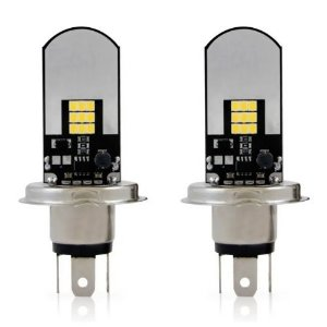 PAR LAMPADAS H4 LED 6K 20W 12/24V AUTOPOLI