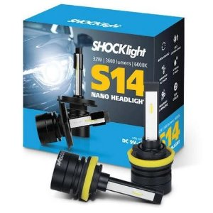 KIT NANO LED H11 6K  SHOCKLIGHT