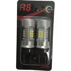 PAR LAMPADAS LED T20 7443 CANBUS JR8