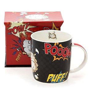 CANECA - POOW E PUFF